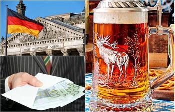 14 занимательных фактов о Германии глазами русского эмигранта