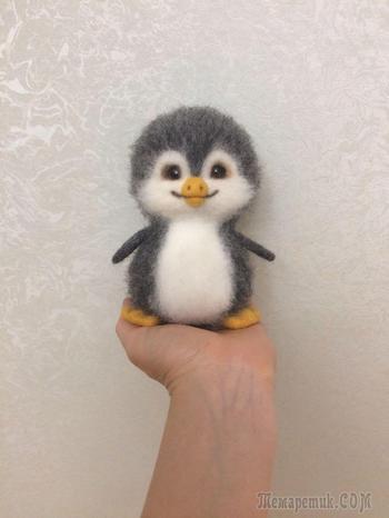Пингвиненок Шарик