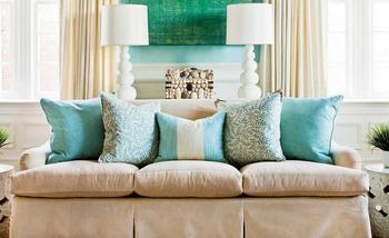 Почему декоративные подушки - это подарок для интерьера