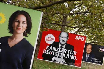«Зеленая» угроза: чего в России ждут от выборов в Германии