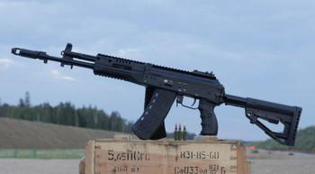 «Калашников» превратил АК-12 в новый карабин для охотников