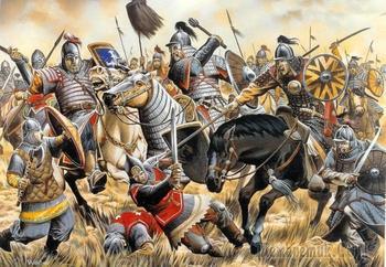 10 малоизвестных фактов о древних войнах, которые позволили учёным сделать любопытные открытия