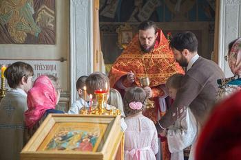Что такое литургия? Объясняем детям