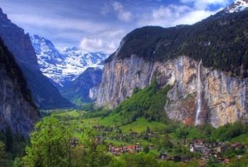 10 красивейших долин мира, от вида которых захватывает дух