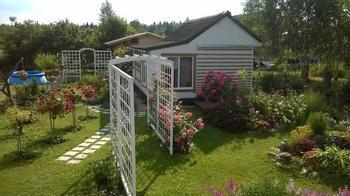 Дача: концепция сада - непрерывное цветение