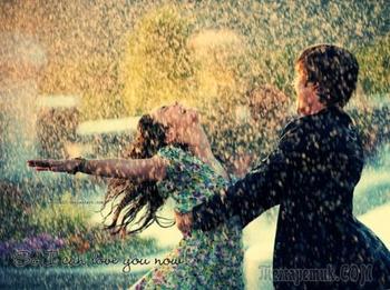Весёлый дождик (Стих)