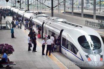 Китай за $12 миллиардов построит железную дорогу до Владивостока