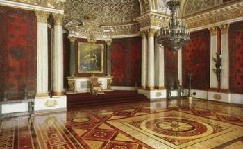 Какие секреты хранит паркет Эрмитажа, который пленяет посетителей не меньше, чем произведения искусства