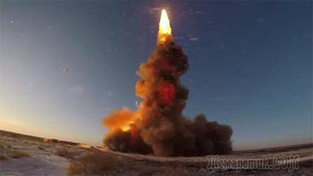 ВКС России успешно испытали новую ракету системы ПРО