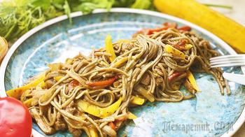 Когда хочется чего-то особенного - Ужин за 15 минут в азиатском стиле