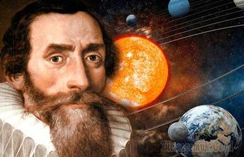 За что хотели сжечь на костре гениального астрофизика: Тайна Иоганна Кеплера