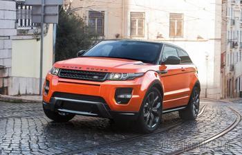5 причин любить и ненавидеть Range Rover Evoque I