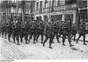 История и разновидности военных беретов