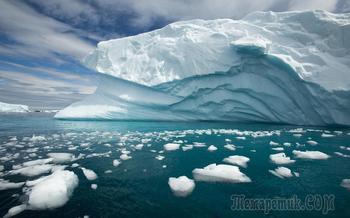 Невероятные факты об Антарктиде, которые знают не многие