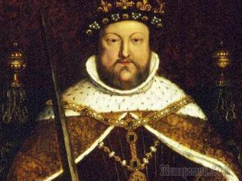 10 удивительных фактов о Генрихе VIII