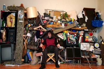 Предновогодняя уборка, или как правильно избавиться от гор хлама