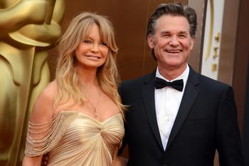 История любви самой крепкой пары Голливуда — Курта Рассела и Голди Хоун