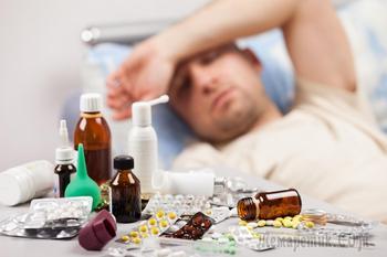 Топ-10 популярных средств, которые не помогут при гриппе