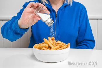 Чего не хватает организму, когда хочется солёного, сладкого, острого или кислого