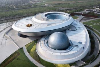 Музеи мира с самой необычной архитектурой