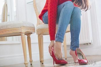 Когда привычные туфли малы: отеки ног – причины и способы борьбы