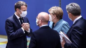 Le Parisien: в заражении Макрона заподозрили Европейский совет