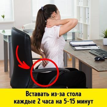 Эта болезнь грозит тем, кто работает в офисе