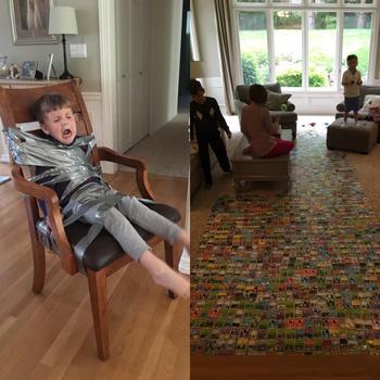 Веселые доказательства того, что иметь брата или сестру — безмерное счастье