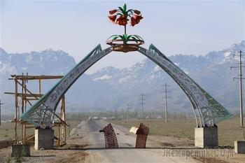 Айгуль-Таш –единственная гора в мире с луноликим цветком