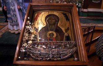 Икона «Знамение Пресвятой Богородицы»: в чем помогает?