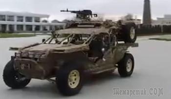 Чеченские багги «Чаборз М6» и «Чаборз М3»
