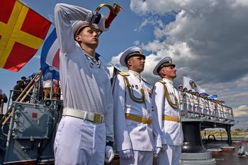 День ВМФ 2021 в Севастополе: фото прогулка