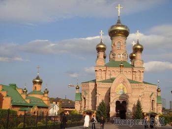 Киевские монастыри. Часть 5. Свято-Покровский монастырь (Голосеевская пустынь)