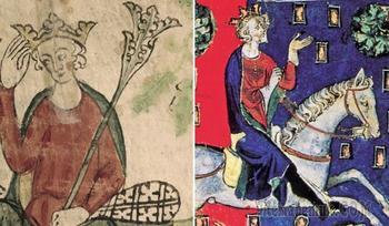 10 бездарных сыновей великих монархов, на которых природа явно отдохнула