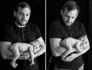 18 младенцев, испортивших идеальную фотосессию своих родителей