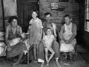10 вдохновляющих историй о Великой депрессии