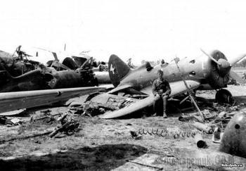 Великая Отечественная война: Поликарпов против Мессершмитта