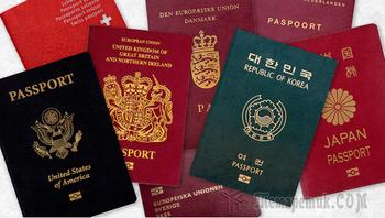 """Чей паспорт - самый """"сильный"""" в мире?"""
