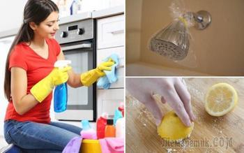 7 остроумных способов уборки для находчивых людей, помешанных на чистоте