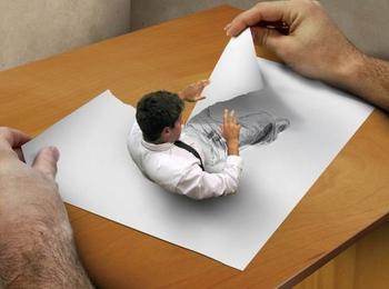 Новые оживающие цифровые картины Туллиуса Хейер