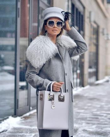 Стильные осенние пальто 2018-2019