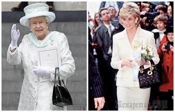Любимые сумки королев и принцесс, которые снова вошли в моду после многих лет