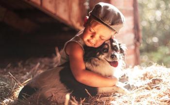 *Мама! купи щенка!* то, что вы еще не знали о канистерапии