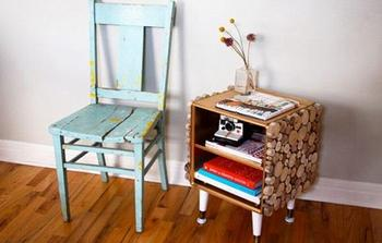18 столиков, сделанных своими руками, которые преобразят интерьер