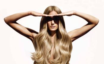 Этот тест за 1 секунду покажет, здоровы ли ваши волосы
