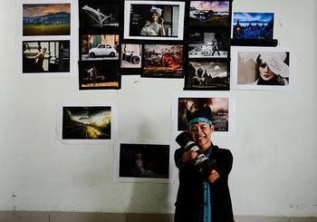 Фотограф, не имеющий рук и ног, научился создавать восхитительные снимки