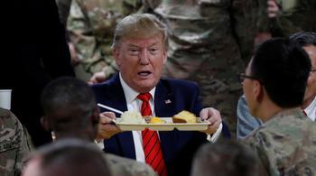 Тайный визит: зачем Трамп прилетел в Афганистан