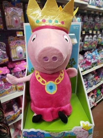 20 детских игрушек с абсолютно нелепым дизайном