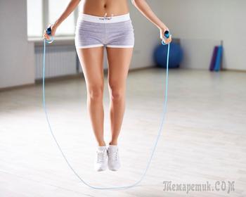 Как убрать лишний жир с ног, бедер, икр в домашних условиях упражнениями