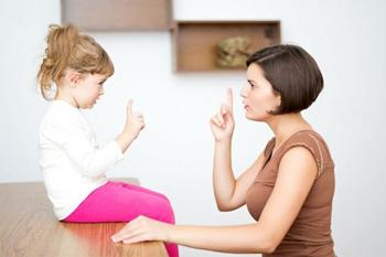 Как поладить с неуравновешенным ребенком и научить его слышать взрослых?